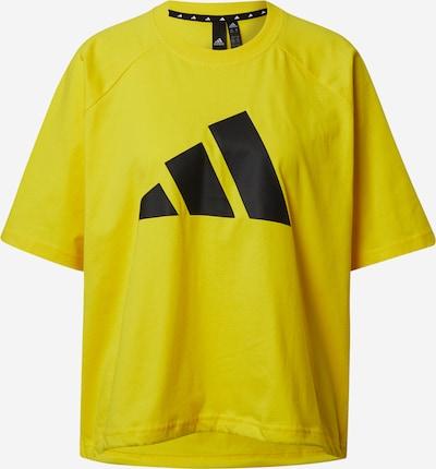 ADIDAS PERFORMANCE Camiseta funcional en amarillo, Vista del producto