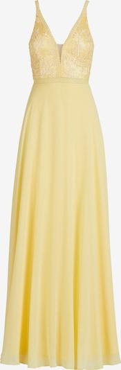 Vera Mont Robe de soirée en jaune, Vue avec produit