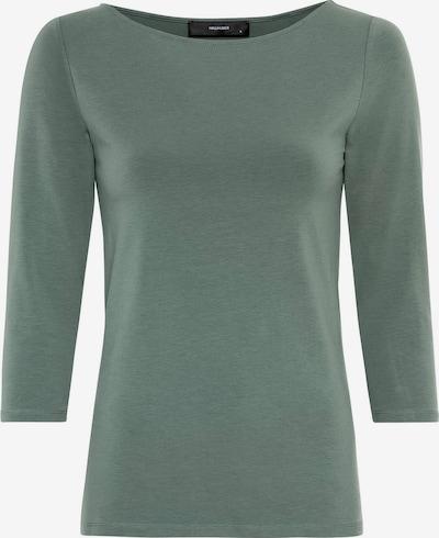 HALLHUBER Basic-Shirt in grün, Produktansicht
