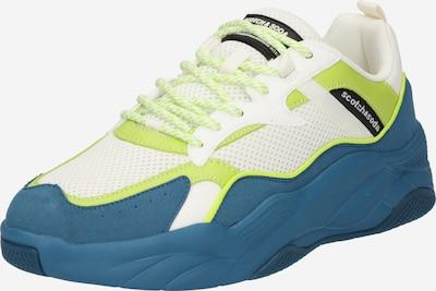 SCOTCH & SODA Sneaker 'Cassius' in dunkelblau / apfel / offwhite, Produktansicht