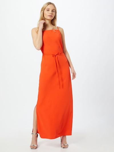 Calvin Klein Šaty 'Cami' - oranžově červená, Model/ka