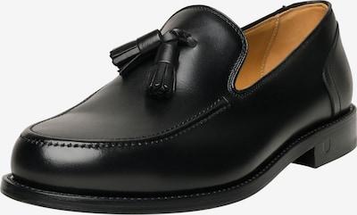 Henry Stevens Loafer Rahmengenäht 'Haywood TL' in schwarz, Produktansicht