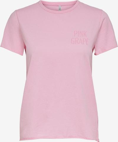 ONLY Shirt 'Fruity' in pink, Produktansicht