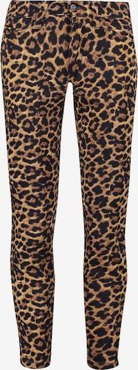 MAC Jeans in chamois / schwarz, Produktansicht