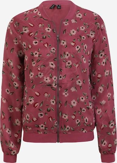 Geacă de primăvară-toamnă 'KAY' Vero Moda Tall pe maro închis / kaki / roz / roz pitaya, Vizualizare produs