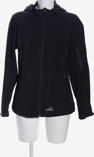 MCKINLEY Softshelljacke in M in schwarz, Produktansicht