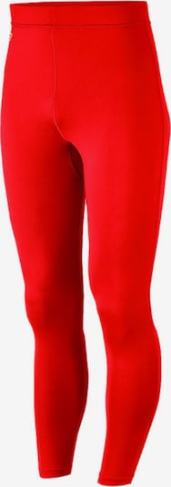 PUMA Leggings in rot, Produktansicht