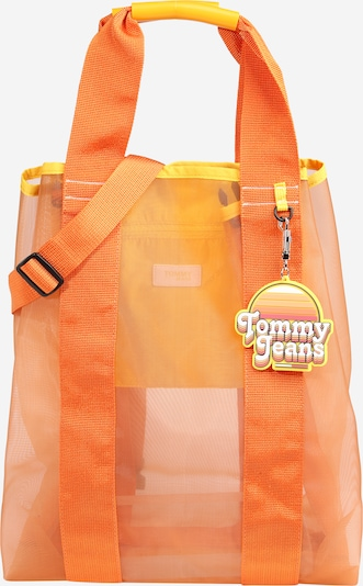 Tommy Jeans Handtas in de kleur Sinaasappel / Abrikoos, Productweergave