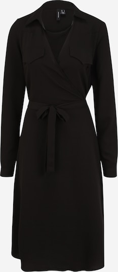 Vero Moda Tall Blousejurk 'LOLENA' in de kleur Zwart, Productweergave