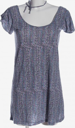 Volcom Long-Bluse in M in blau / lila / pink, Produktansicht