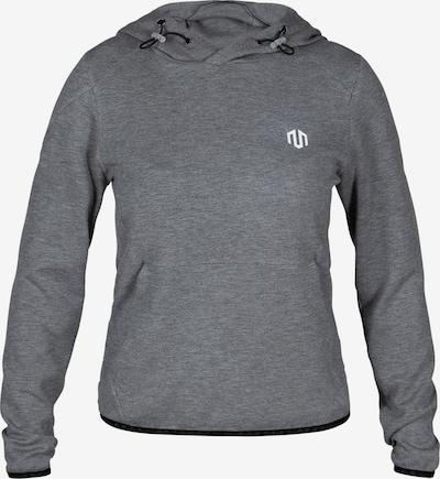 MOROTAI Sweatshirt 'Sakura' in graumeliert, Produktansicht