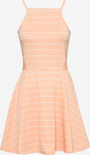 ONLY Letní šaty 'LOUI' - jasně oranžová / bílá, Produkt
