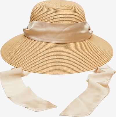 SELECTED FEMME Chapeaux 'NILA' en beige / crème, Vue avec produit