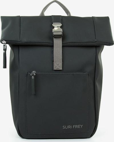 Suri Frey Rucksack 'Jessy ' in grau / schwarz, Produktansicht