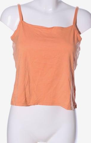 KAPALUA Top & Shirt in L in Orange