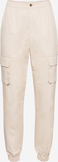 Missguided Cargobroek in de kleur Crème, Productweergave