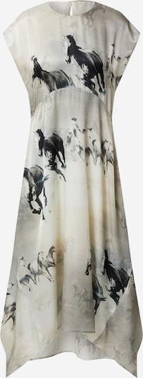 AllSaints Kleid 'Gianna' in beige / hellgrau / schwarz, Produktansicht