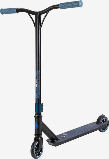POWERSLIDE Scooter in blau / schwarz, Produktansicht