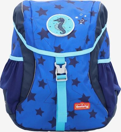 Scouty Rugzak in de kleur Blauw, Productweergave