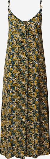 VILA Letné šaty 'VIALETA' - kráľovská modrá / žltá / čierna / biela, Produkt