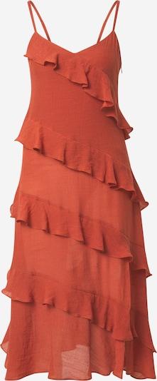 MINKPINK Kleid 'LEAH' in orangerot, Produktansicht