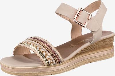 JANE KLAIN Sandale in beige / mischfarben, Produktansicht