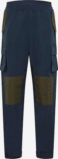 Mennace Kargo bikses tumši zils / olīvzaļš, Preces skats