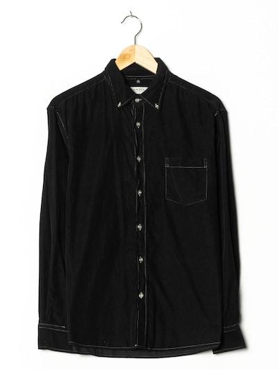 Canda Cordhemd in L in schwarz, Produktansicht
