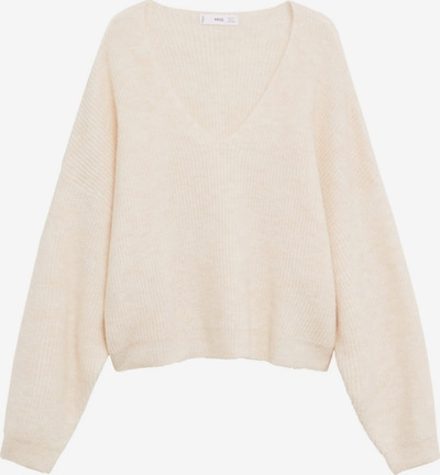 MANGO Pullover 'Picky' in nude, Produktansicht