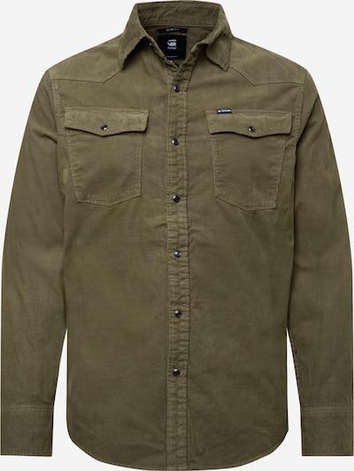 G-Star RAW Overhemd in de kleur Kaki, Productweergave