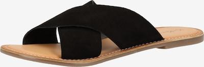 KICKERS Pantolette in schwarz, Produktansicht