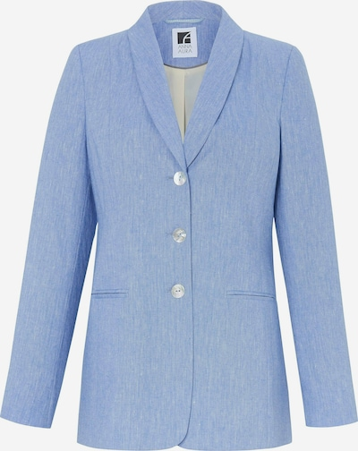 Anna Aura Blazer in blau / hellblau, Produktansicht