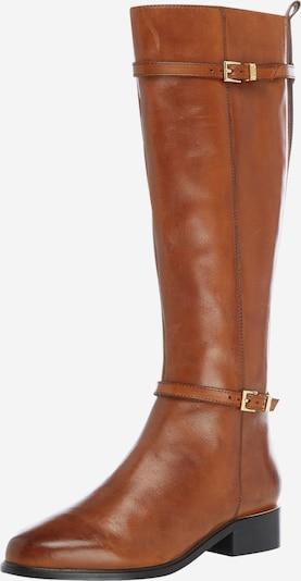 Dune LONDON Kozaki 'TOP' w kolorze brązowym, Podgląd produktu