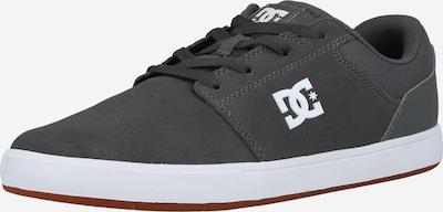 DC Shoes Sneaker 'CRISIS 2' in dunkelgrau / weiß, Produktansicht