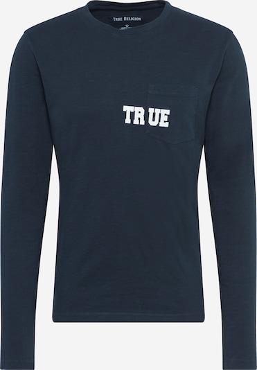 True Religion T-Shirt en noir, Vue avec produit