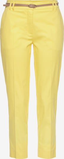 VIVANCE Chino hlače u žuta, Pregled proizvoda