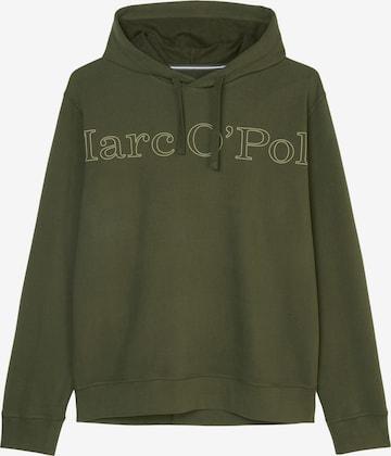 Marc O'Polo Sweatshirt in Green