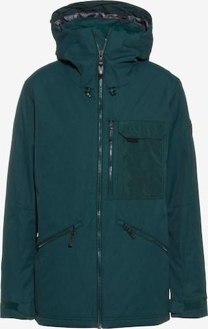 O'NEILL Spordijope 'Utility', värv roheline
