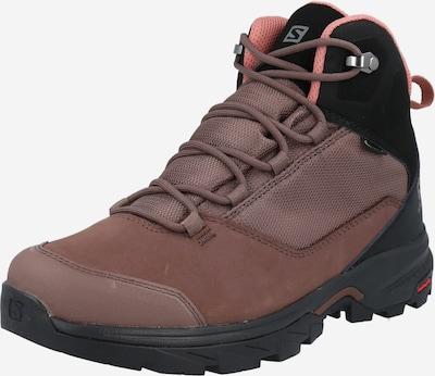 SALOMON Zapatos bajos 'OUTward' en marrón / negro, Vista del producto