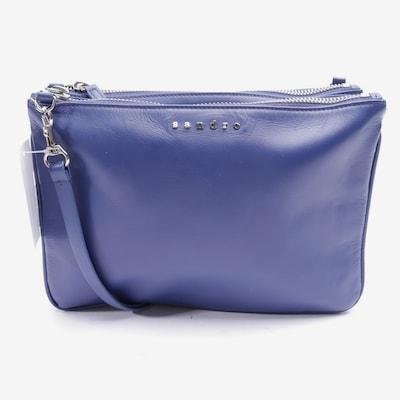 Sandro Crossbody Bag in S in indigo, Produktansicht