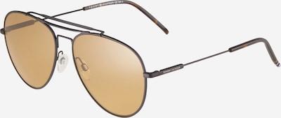 TOMMY HILFIGER Slnečné okuliare '1709/S' - svetlohnedá / čierna, Produkt