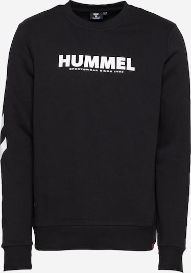 Hummel Sports sweatshirt in Black / White, Item view