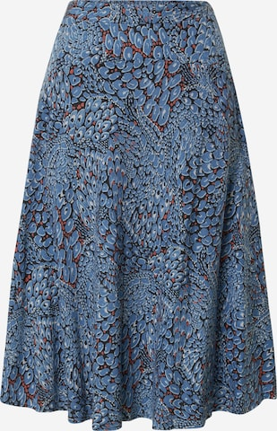 Thought Skirt 'SARABAND' in Blue