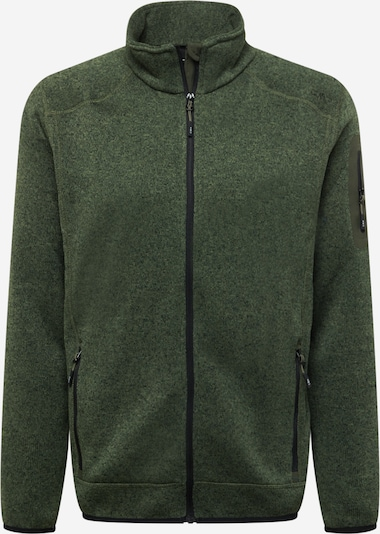 CMP Athletic Cardigan in Green, Item view