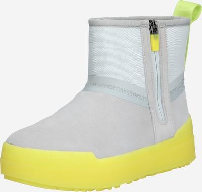 Auliniai batai iš UGG , spalva - šviesiai pilka, Prekių apžvalga