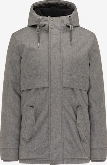 DreiMaster Vintage Winterjas in de kleur Donkergrijs, Productweergave
