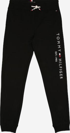 TOMMY HILFIGER Hose in schwarz / weiß, Produktansicht
