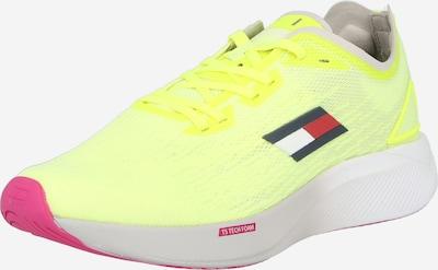 tengerészkék / neonsárga / piros / fehér Tommy Sport Sportcipő 'ELITE 3', Termék nézet