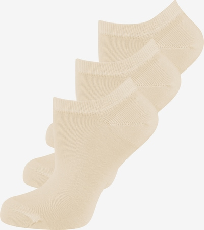 ELBEO Bio Sneaker ' 3er-Pack Organic Cotton ' in sand, Produktansicht
