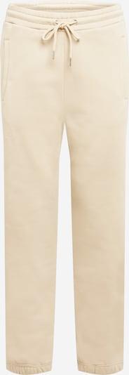 Han Kjøbenhavn Pantalon en beige, Vue avec produit